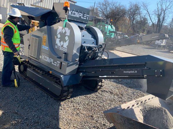 komplet-mt-5000-mobile-hammer-mill-demo
