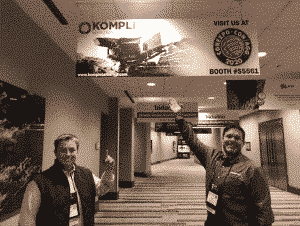 conexpo-banner-at-aed-summit-komplet-north-america