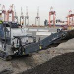 LT 7040 Application: Concrete & Asphalt Demolition Waste