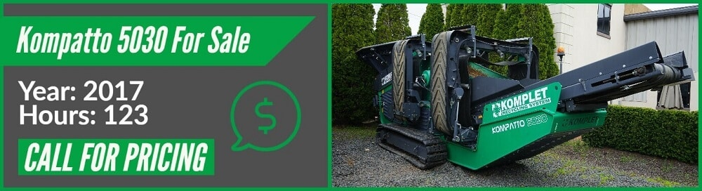 komplet-kompatto-5030-screener-for-sale-year-2017-hours-123-komplet-north-america