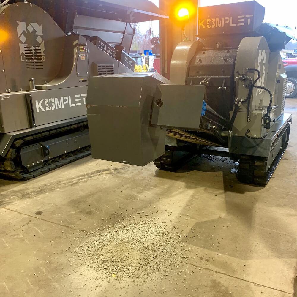komplet-mt-5000-hammer-mill-processing-light-weight-fill-aggregate-komplet-north-america