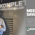 Komplet Welcomes Joe Savarese – Business Development Manager